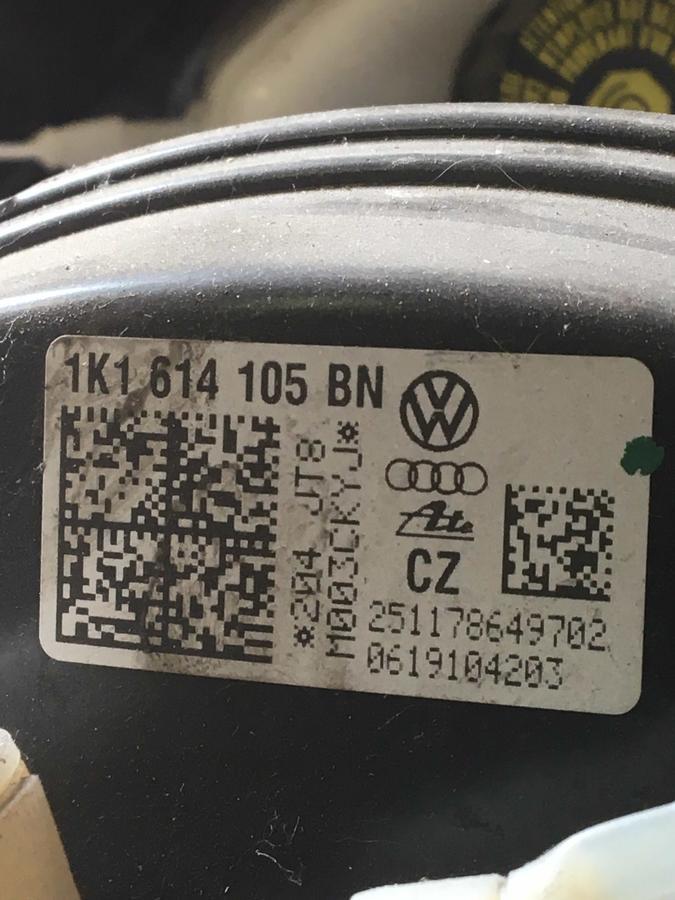 Servofreno completo Audi A3 - 1K1614105BN