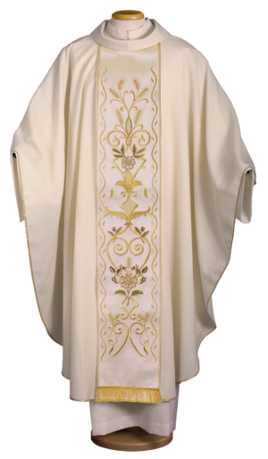 Chasuble with stolon Cod. 65/026186