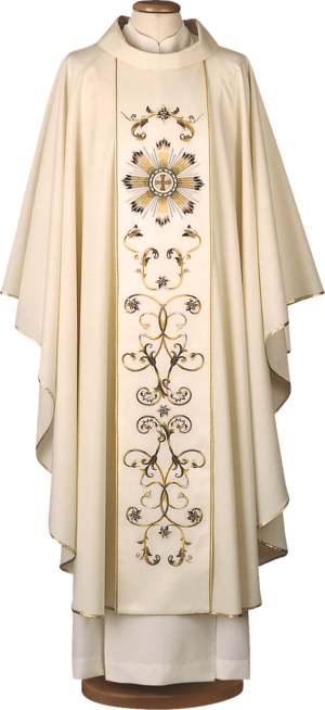 Chasuble with stolon Cod. 65/027108