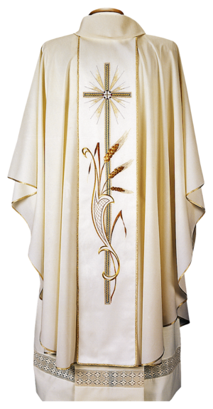 Chasuble with stolon Cod. 65/027440