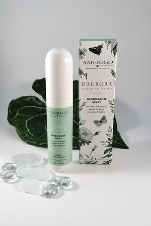 D'Aurora Deodorante Spray 50ml