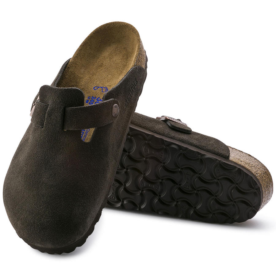 Birkenstock - Boston SFB - Mocha