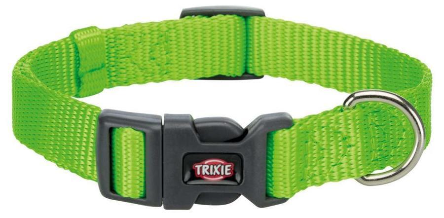 Trixie Collare Regolabile Per Cani Taglia Piccola Cuccioli XS Verde 15-25 cm
