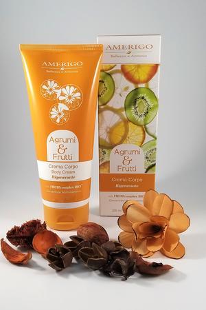 Agrumi & Frutti Crema Corpo 200ml