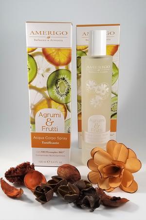 Agrumi & Frutti Acqua Corpo Spray 100ml