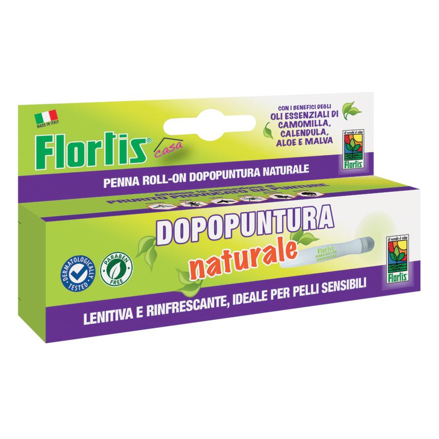 Dopopuntura Penna Roll-on 15 ml Flortis