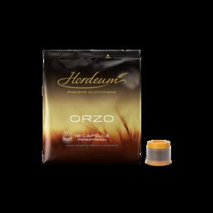 18 CAPSULE ORZO PER MACCHINE DA CAFFE' IPERESPRESSO