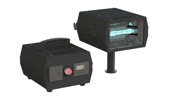 Torcia Germicida UV-C 400W