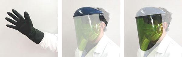 Safe KIT UV-C (obbligatorio per utilizzo UV-C 400W)
