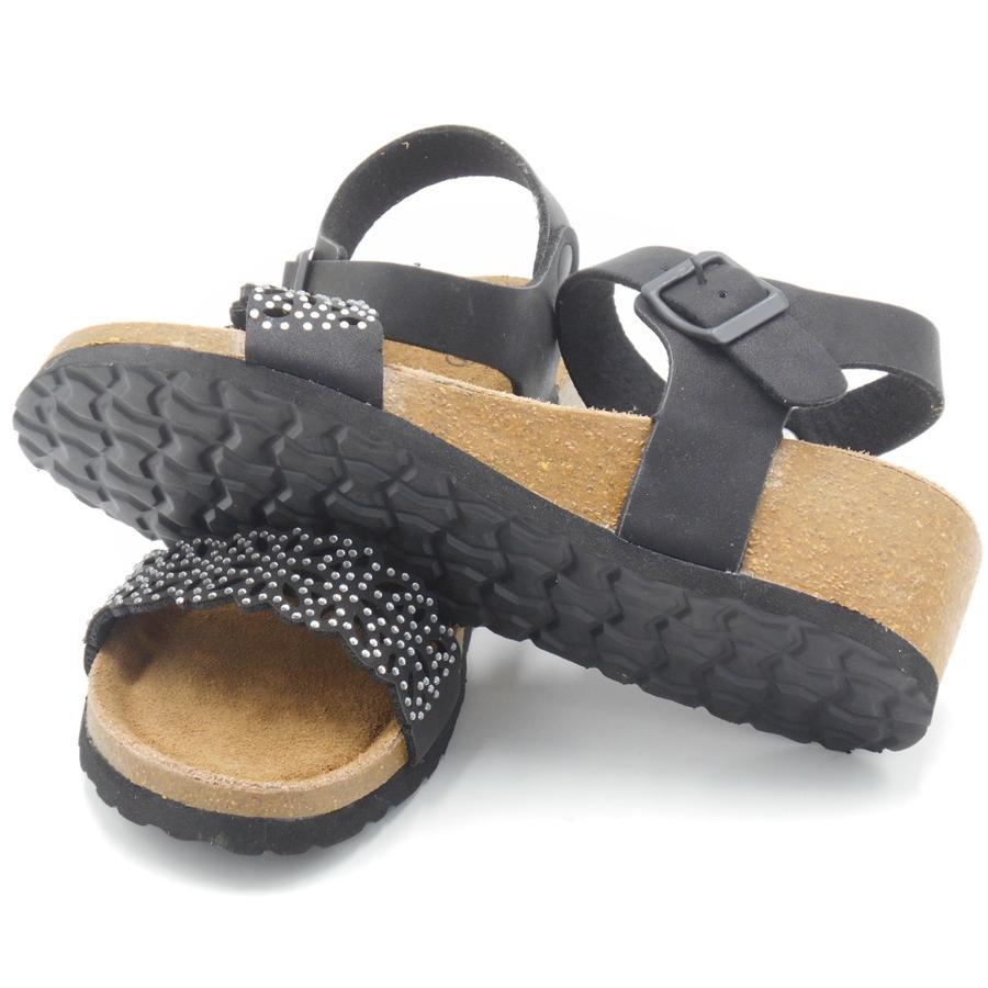 Sandalo nero Bio Natural Polly