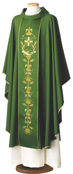 Chasuble with stolon Cod. 65/030188