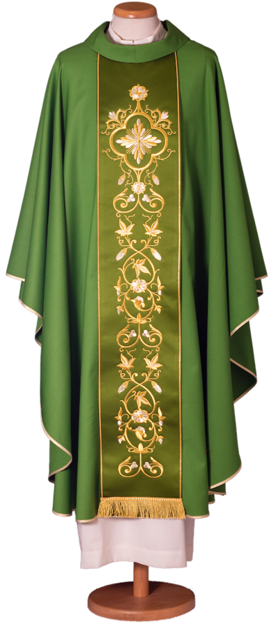 Chasuble with stolon Cod. 65/013056ST