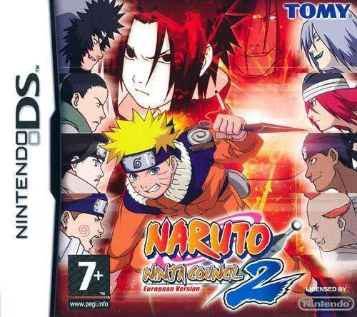 Naruto Ninja Council 2 NUOVO! - Nintendo DS - European Version