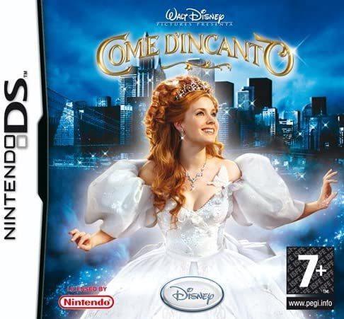 Come d'incanto Disney NUOVO! - Nintendo DS - Ver. ITA