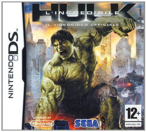 The Incredible Hulk NUOVO!  - Nintendo DS - Ver. ITA