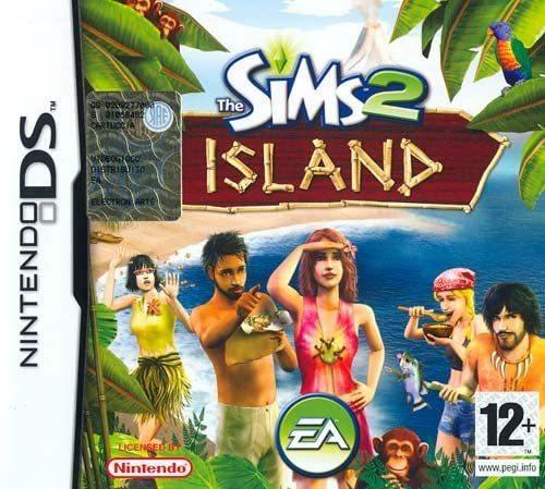 The Sims 2 Island NUOVO! - Nintendo DS - Ver. ITA