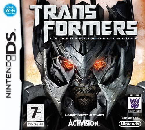 Transformers La Vendetta Del Caduto  Decepticon NUOVO! - Nintendo DS - Ver. ITA