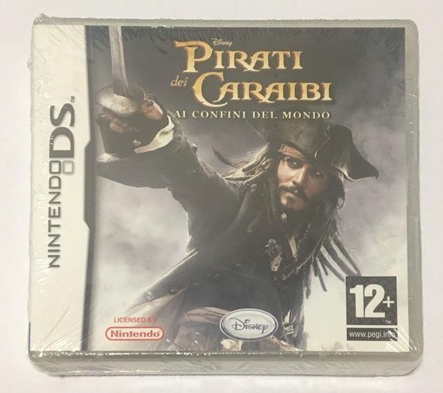 Pirati dei Caraibi 3 NUOVO! - Nintendo DS - Ver.ITA