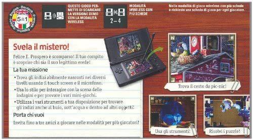 Mystery Case Files MillionHeir NUOVO! - Nintendo DS - Ver. ITA