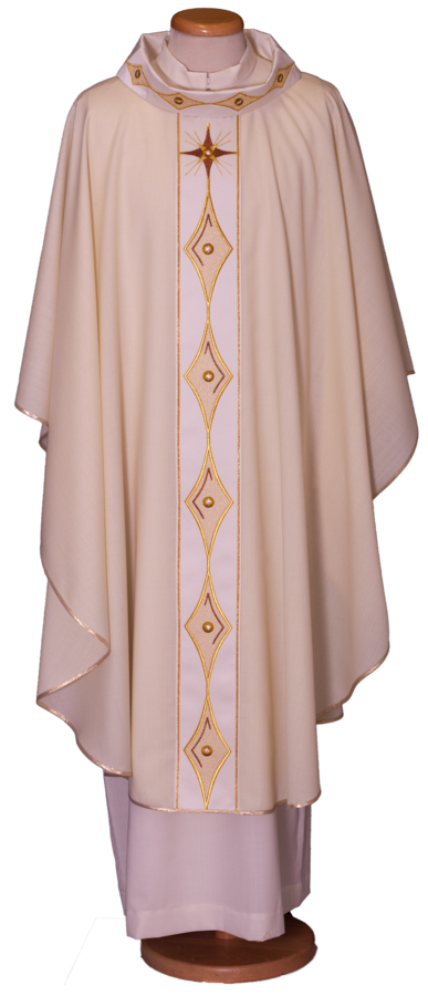 Chasuble with stolon Cod. 65/016649