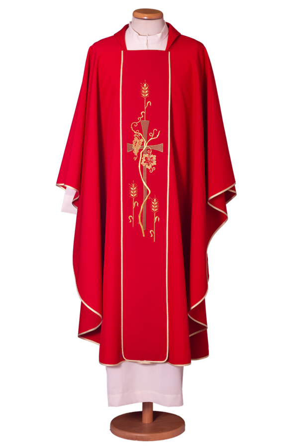 Chasuble with stolon Cod. 65/0002802