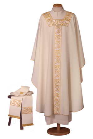 Chasubel with stolon Cod. 65/016400