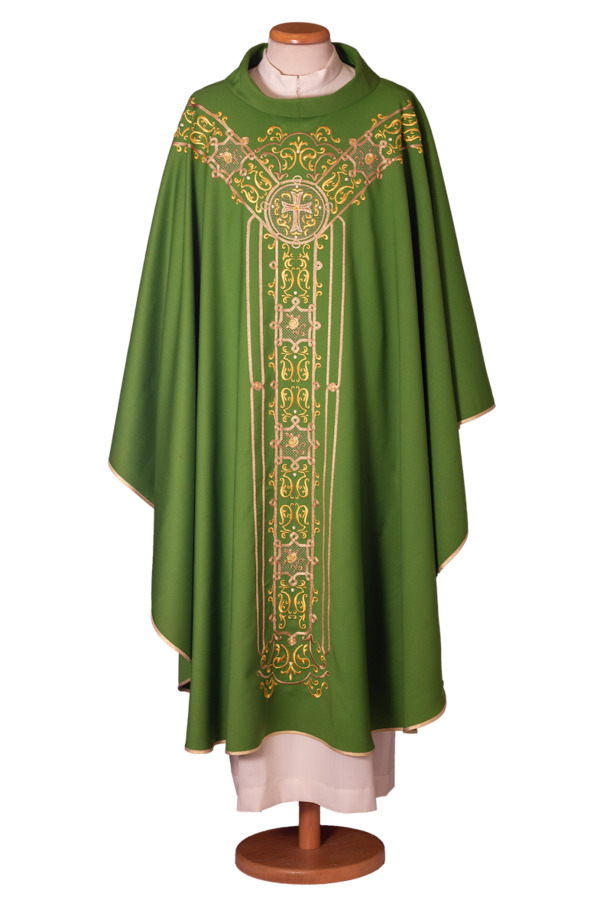Chasuble embroidered mantle Cod. 65/039718
