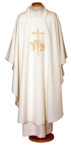 Embroidered chasuble Cod. 65/000450