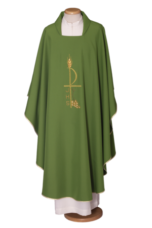 Embroidered chasuble Cod. 65/000462