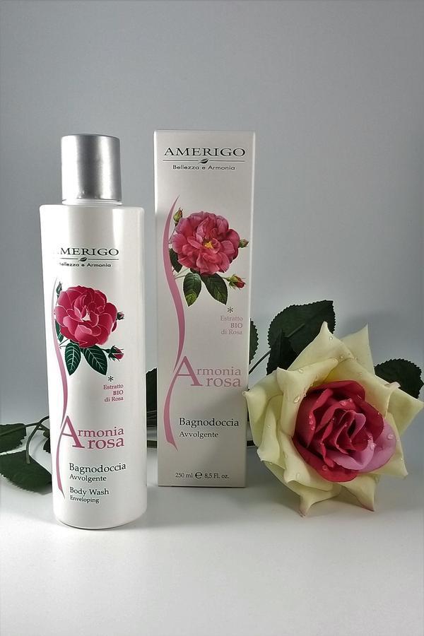 Armonia Rosa Bagnodoccia 250ml