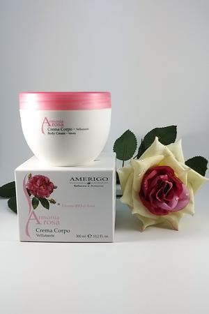 Armonia Rosa Crema Corpo 300ml