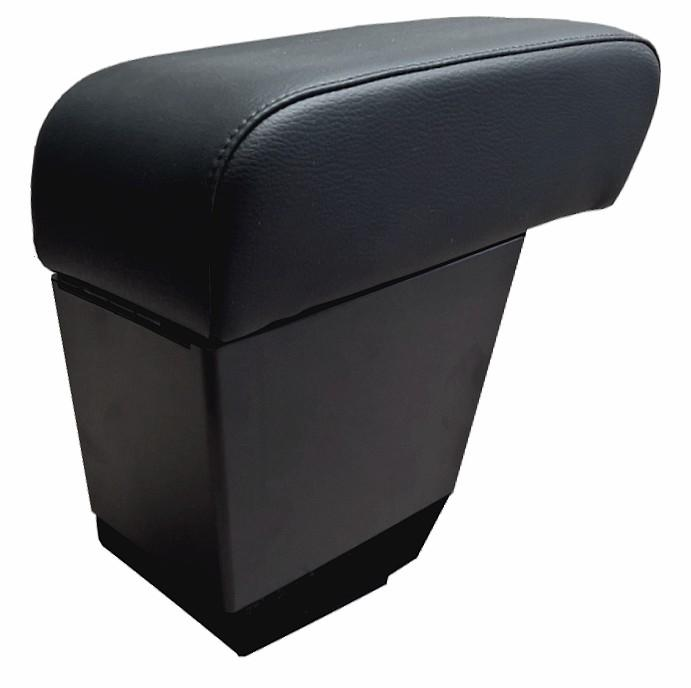 Adjustable armrest with storage for Mahindra Kuv 100