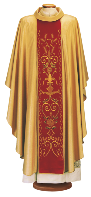 Gold chasuble Cod. 65/027108ORO