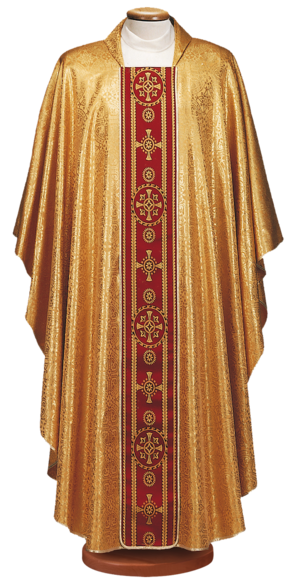 Broderie chasuble Cod. 65/000003