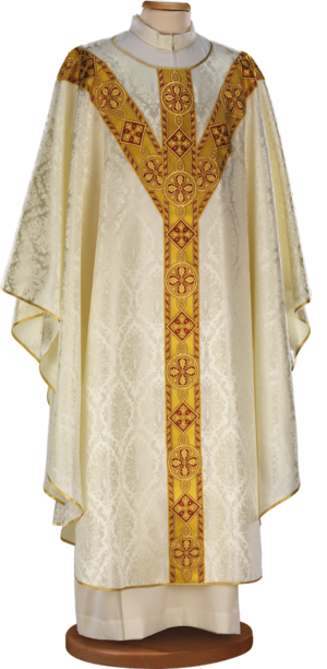 Chasuble with stolon Cod. 65/000007