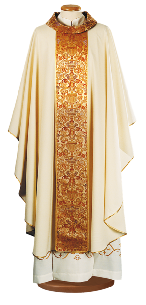 Chasuble with stolon Cod. 65/040136