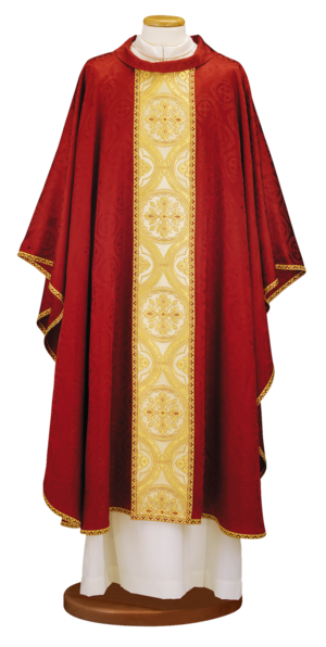 Chasuble with stolon Cod. 65/043010