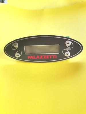 DISPLAY STUFE PALAZZETTI OVALE