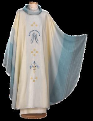 Marian chasuble Cod. 65/002005-348