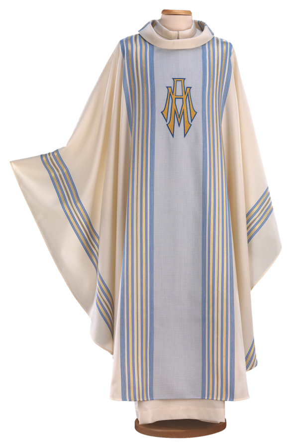 Marian chasuble Cod. 65/049016-M
