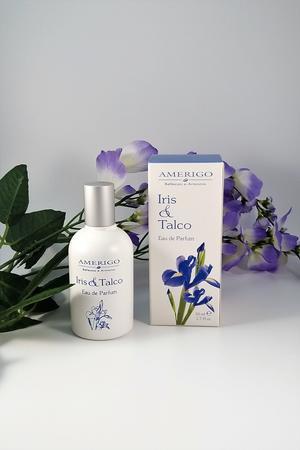 Iris & Talco Eau de Parfum 50ml