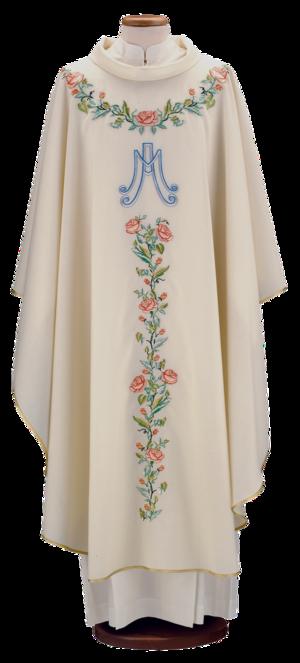 Marian chasuble Cod. 65/099413