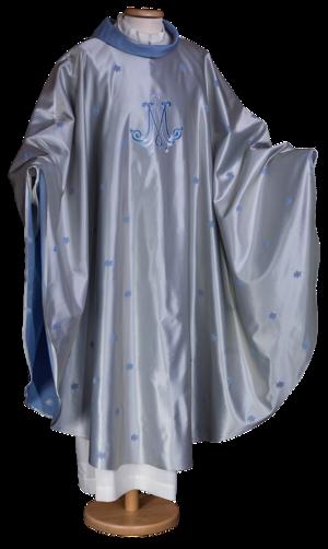 Marian chasuble Cod. 65/015744