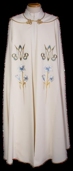 Piviale mariano Cod. 86/PIV923