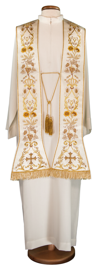 Embroidered stole Cod. 80/016370