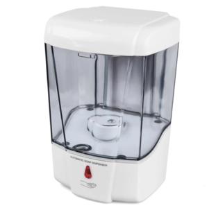 Dispenser automatico per gel con sensore infrarossi - 600ml
