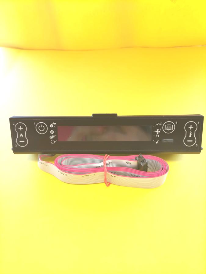 DISPLAY LCD STUFE DAL ZOTTO