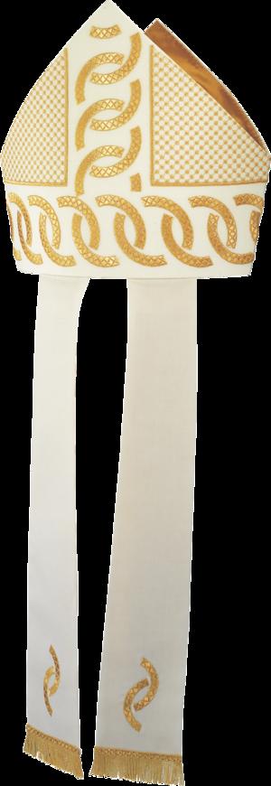 Mitra in lana Cod. 87/012610