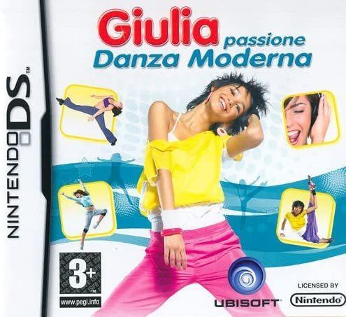 Giulia  passione Danza Moderna NUOVO! - Nintendo DS - Ver. ITA