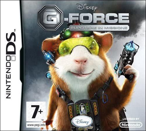 G-Force Superspie in Missione NUOVO! - Nintendo DS - Ver. ITA